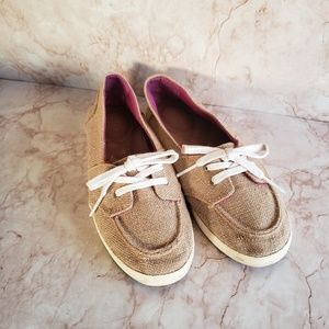 Reef flat lace up woman shoes 8